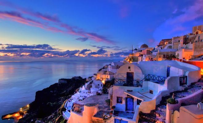 Greek Islands Vacation Deals Island Hopping Holidays And