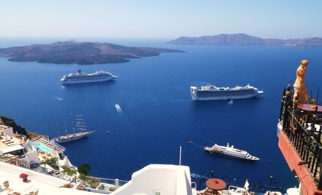 Italian Honeymoon Packages All Inclusive: 7 Night Athens & Santorini Romantic Honeymoon Vacation