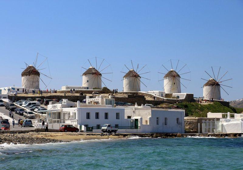 Athens, Mykonos & Santorini Discount Vacation