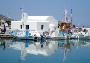 Athens, Mykonos, Paros, Santorini Discount Vacation