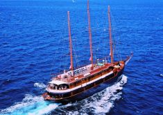 From Antiquity to Byzantium, 8 day Greece small ship yacht cruise