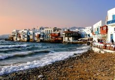 Athens and Mykonos island Holiday (7 days)