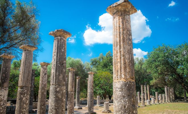 7 day Athens and Ancient Greece tour