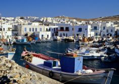 Greek Islands Family Holiday \