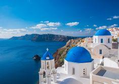 Greek Island Spirit, Mykonos and Santorini Vacation (7 days)