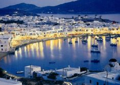 Greece luxury vacation package: Jetset and Romance (8 nights)