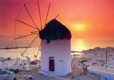 8 night Romantic Greek Island Honeymoon vacation
