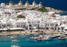 Mykonos Walking Tour