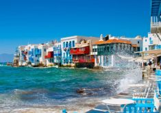 Aegean Rhapsody, Luxury Greek island honeymoon vacation (8 nights)