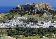 Full Day Island Tour Including Lindos