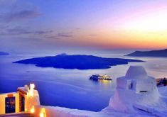 Greek Island Spirit, Mykonos and Santorini Vacation (7 days)
